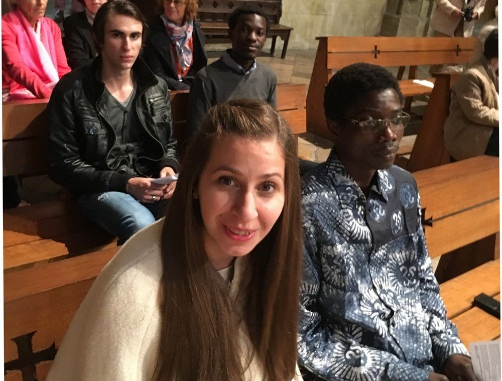 accompagnateurs des confirmands